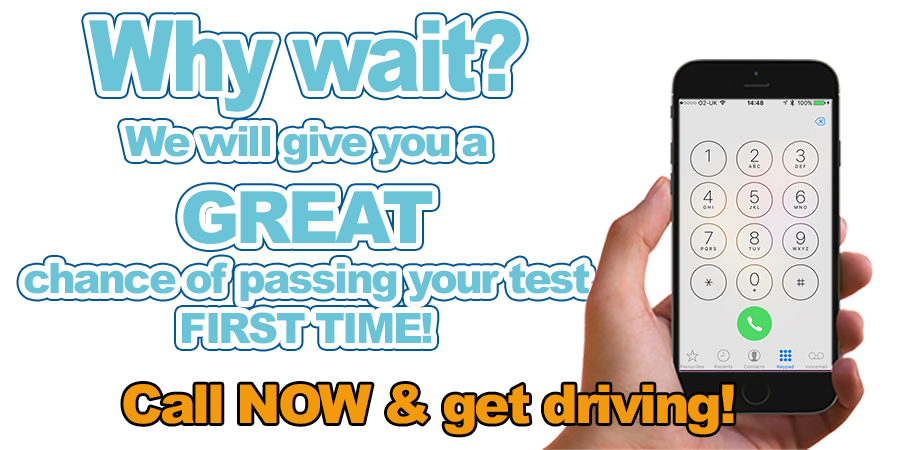 Driving lessons with Drivesafe